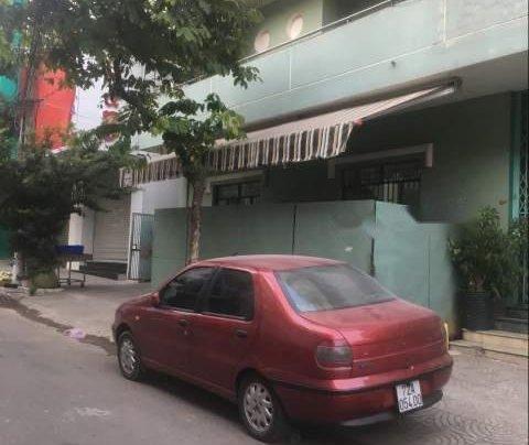 Cần bán lại xe Fiat Siena đời 2001, màu đỏ, giá 95tr2