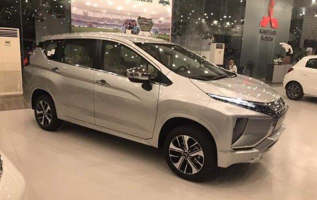 Bán xe Mitsubishi Xpander năm sản xuất 2019, màu bạc, xe nhập1
