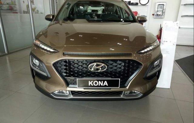 Bán xe Hyundai Kona 2.0AT sản xuất năm 2019, màu nâu4