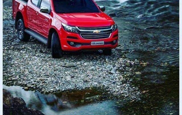 Bán Chevrolet Colorado năm sản xuất 2019, nhập khẩu, giá tốt4
