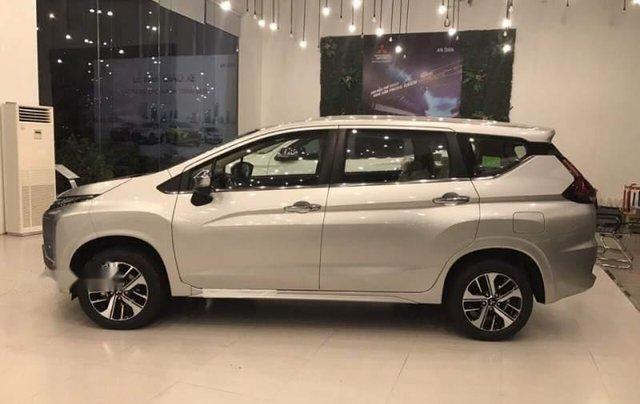 Bán xe Mitsubishi Xpander năm sản xuất 2019, màu bạc, xe nhập3
