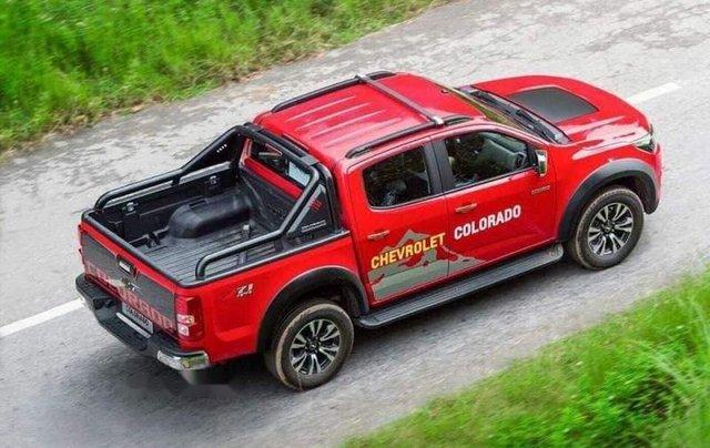 Bán Chevrolet Colorado năm sản xuất 2019, nhập khẩu, giá tốt2