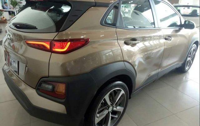 Bán xe Hyundai Kona 2.0AT sản xuất năm 2019, màu nâu1