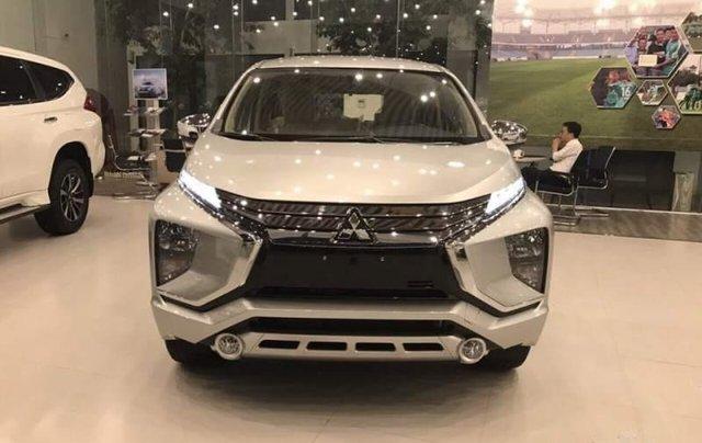 Bán xe Mitsubishi Xpander năm sản xuất 2019, màu bạc, xe nhập0