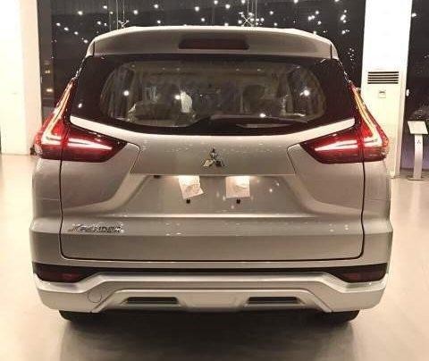 Bán xe Mitsubishi Xpander năm sản xuất 2019, màu bạc, xe nhập4
