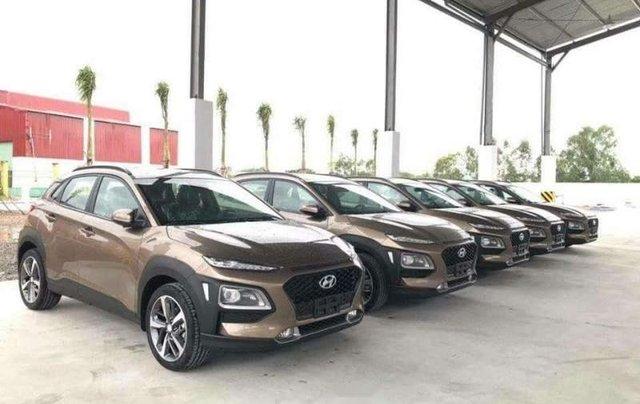 Bán xe Hyundai Kona sản xuất 2019, giá chỉ 685 triệu4