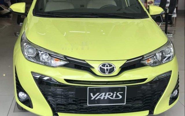 Bán Toyota Yaris 2019, nhập khẩu Thái Lan giá cạnh tranh1