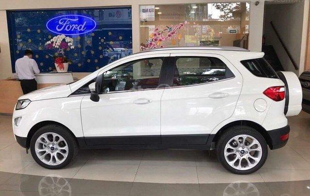 Bán Ford EcoSport 1.5 Titanium sản xuất 2019, giá 585tr tặng 20tr phụ kiện, trả góp 80%, LH 09742860092