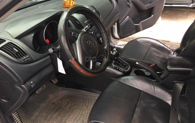 Bán Kia Cerato 1.6AT sản xuất 2011, màu bạc, nhập khẩu nguyên chiếc, giá chỉ 405 triệu4