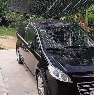 Bán xe Luxgen M7 2.2 T đời 2010, màu đen, nhập khẩu  0
