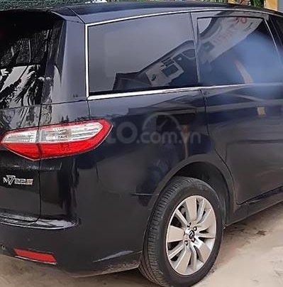 Bán xe Luxgen M7 2.2 T đời 2010, màu đen, nhập khẩu  1