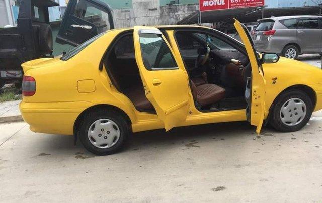 Cần bán Fiat Siena năm 2003, màu vàng, nhập khẩu nguyên chiếc chính chủ5