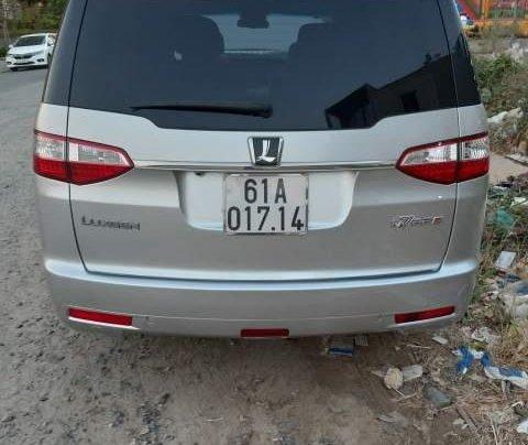 Bán ô tô Luxgen M7 2.2T sản xuất năm 2010, màu bạc, nhập khẩu  4