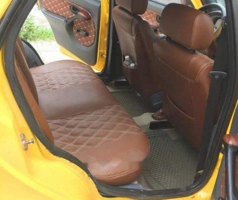 Cần bán Fiat Siena năm 2003, màu vàng, nhập khẩu nguyên chiếc chính chủ1