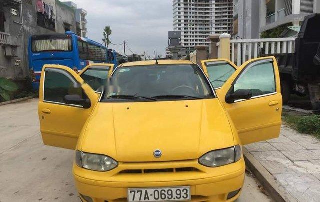 Cần bán Fiat Siena năm 2003, màu vàng, nhập khẩu nguyên chiếc chính chủ0