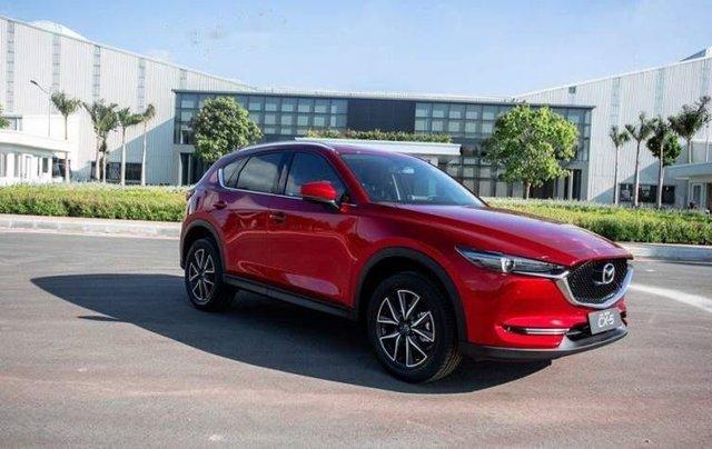 Bán ô tô Mazda CX 5 2019, thiết kế Kodo uyển chuyển1