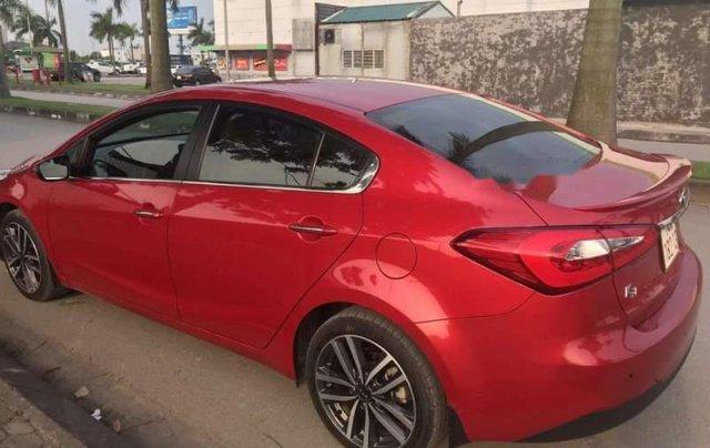 Bán Kia K3 sản xuất năm 2015, màu đỏ còn mới3