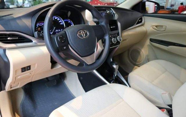 Bán Toyota Vios 2019, màu trắng, giá cạnh tranh2