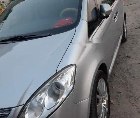 Bán ô tô Luxgen M7 2.2T sản xuất năm 2010, màu bạc, nhập khẩu  0