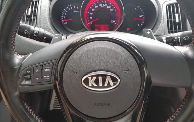 Bán ô tô Kia Forte sản xuất 2013, màu bạc còn mới giá cạnh tranh2
