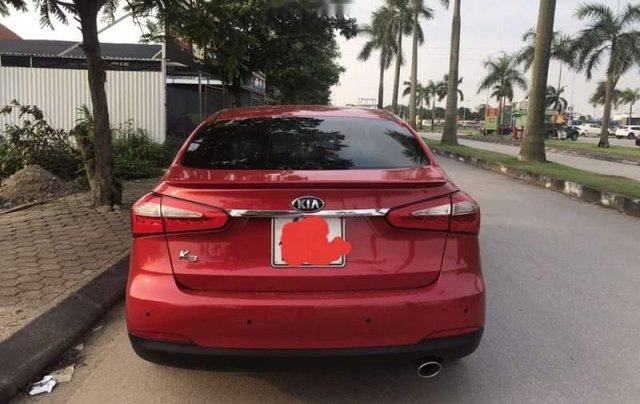 Bán Kia K3 sản xuất năm 2015, màu đỏ còn mới2