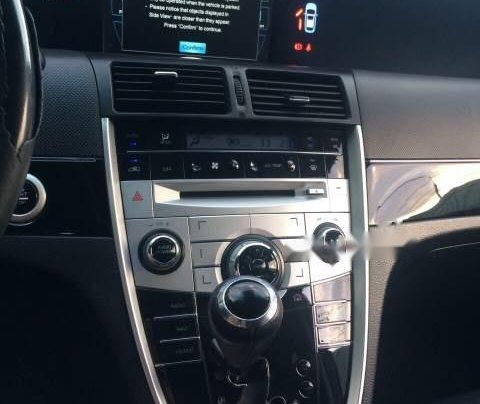 Bán ô tô Luxgen M7 2.2T sản xuất năm 2010, màu bạc, nhập khẩu  2