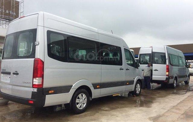 Xe khách Hyundai Solati 16 chỗ, đời 2019, khuyến mãi 30tr, hộp đen, hỗ trợ vay cao - Lh: 09327787942