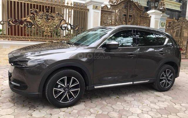 Cần bán xe Mazda CX 5 Facelift sản xuất năm 2017, màu nâu - giá thỏa thuận3