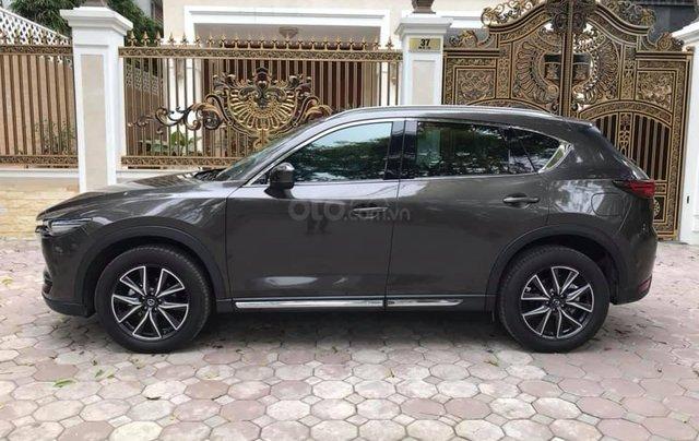 Cần bán xe Mazda CX 5 Facelift sản xuất năm 2017, màu nâu - giá thỏa thuận4
