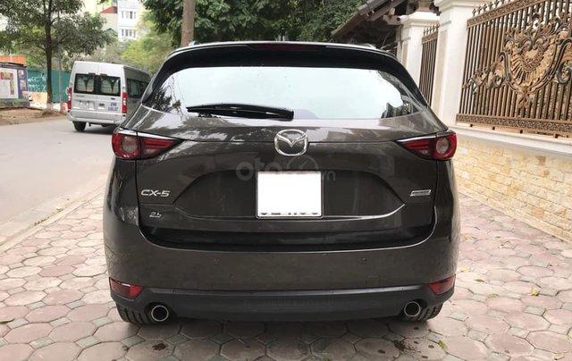 Cần bán xe Mazda CX 5 Facelift sản xuất năm 2017, màu nâu - giá thỏa thuận8