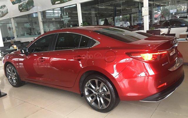 Bán Mazda 6 giá tốt, sẵn xe giao ngay, LH Mazda Hà Đông: 09446017858