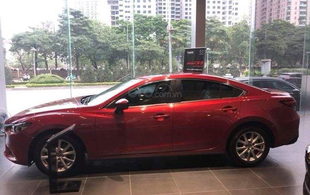 Bán Mazda 6 giá tốt, sẵn xe giao ngay, LH Mazda Hà Đông: 094460178512