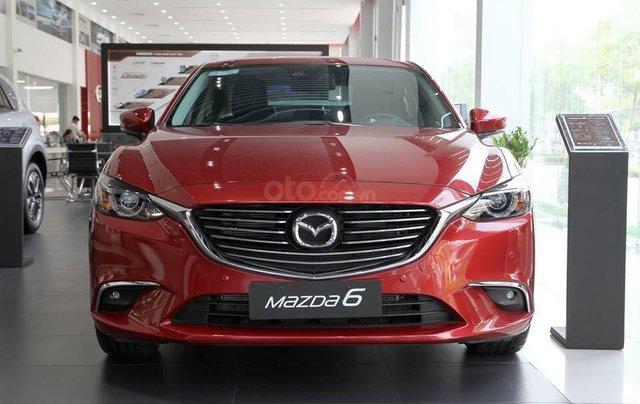 Bán Mazda 6 giá tốt, sẵn xe giao ngay, LH Mazda Hà Đông: 094460178514
