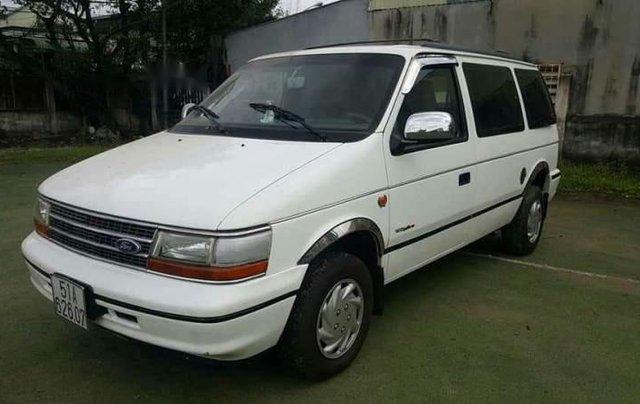Cần bán lại xe Dodge Caravan đời 1993, màu trắng, nhập khẩu nguyên chiếc, giá tốt0