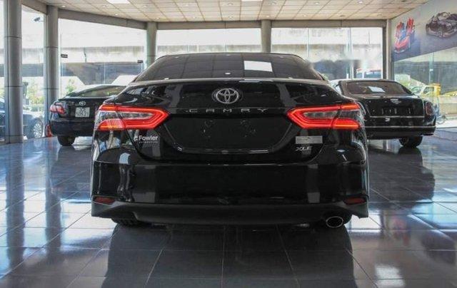 Bán Toyota Camry năm sản xuất 2019, màu đen, nhập từ Thái3