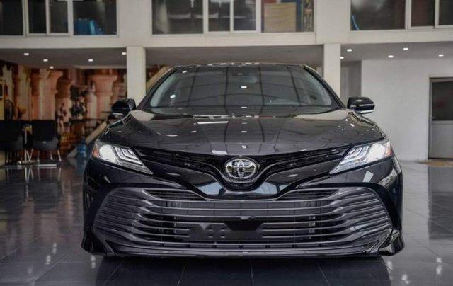 Bán Toyota Camry năm sản xuất 2019, màu đen, nhập từ Thái4