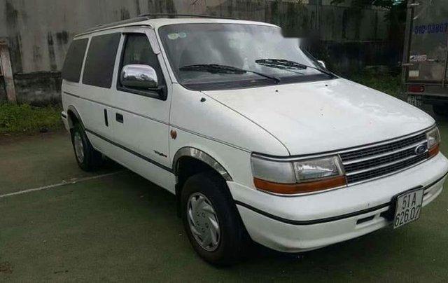 Cần bán lại xe Dodge Caravan đời 1993, màu trắng, nhập khẩu nguyên chiếc, giá tốt1