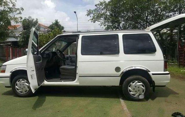 Cần bán lại xe Dodge Caravan đời 1993, màu trắng, nhập khẩu nguyên chiếc, giá tốt2