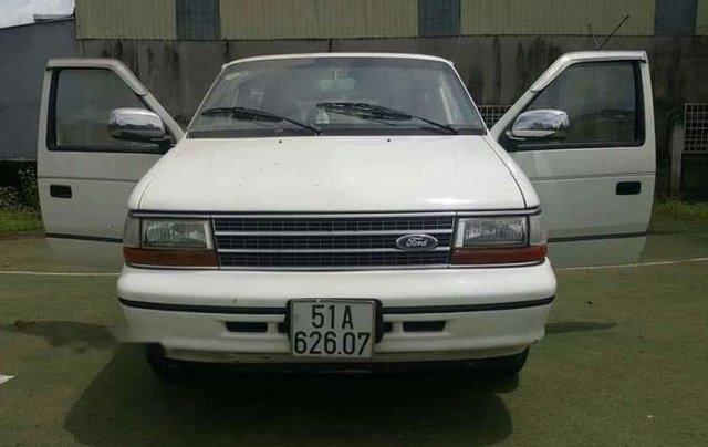 Cần bán lại xe Dodge Caravan đời 1993, màu trắng, nhập khẩu nguyên chiếc, giá tốt3