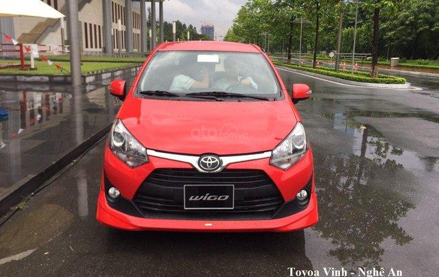 Toyota Vinh-Nghệ An-Hotline: 0904.72.52.66 - Bán xe Wigo giá tốt nhất Nghệ An, trả góp lãi suất 0%1