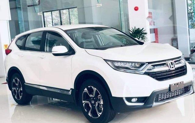 Bán xe Honda CR V năm 2019, màu trắng, nhập khẩu0