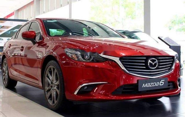 Bán ô tô Mazda 6 sản xuất 2019, màu đỏ giá cạnh tranh4