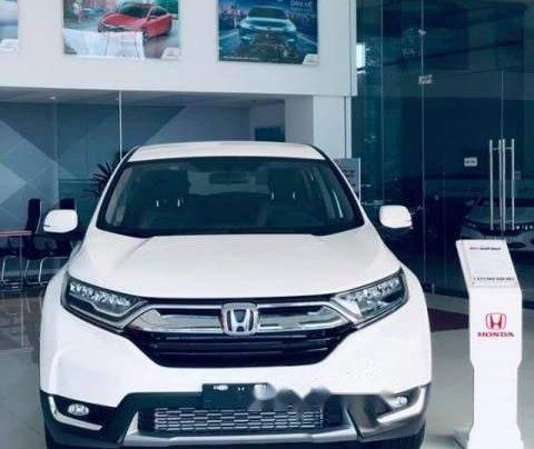 Bán xe Honda CR V năm 2019, màu trắng, nhập khẩu2