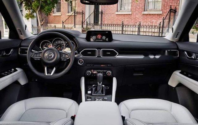 Bán xe Mazda CX 5 2.0 FWD đời 2019, màu trắng giá cạnh tranh4