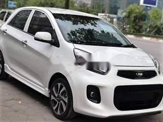 Bán Kia Morning đời 2019, màu trắng, nhập khẩu nguyên chiếc1
