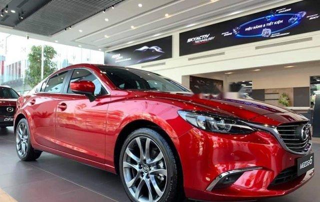 Bán ô tô Mazda 6 sản xuất 2019, màu đỏ giá cạnh tranh0