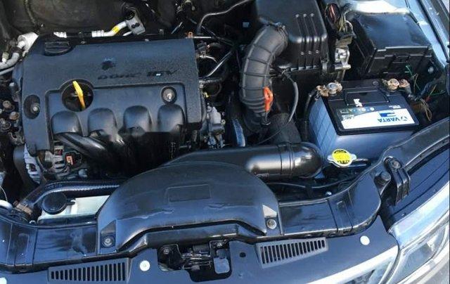 Cần bán xe Kia Forte đời 2008, nhập khẩu, 325tr3