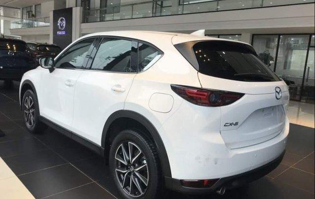 Bán xe Mazda CX 5 2.0 FWD đời 2019, màu trắng giá cạnh tranh2