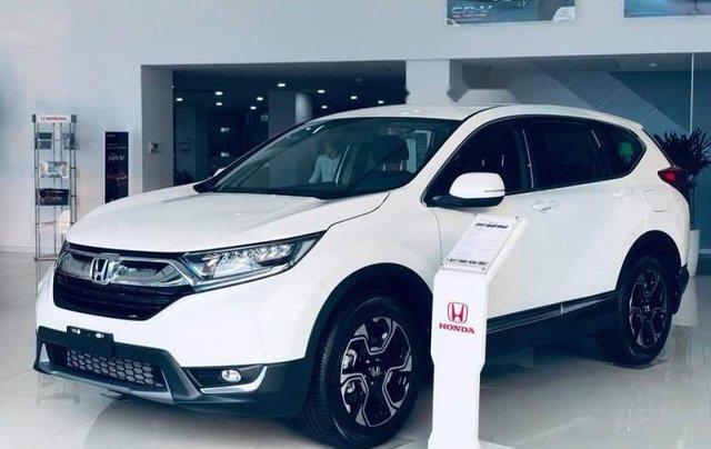 Bán xe Honda CR V năm 2019, màu trắng, nhập khẩu1