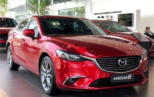 Bán ô tô Mazda 6 sản xuất 2019, màu đỏ giá cạnh tranh2